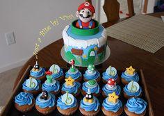 Vilken är Er Favorit Själv Gillar Jag Super Mario Tårtan Haha P