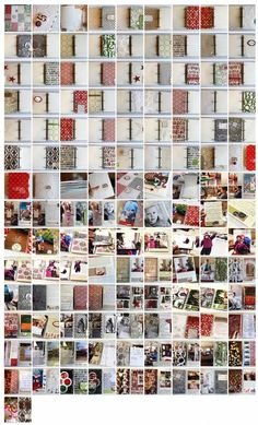 """""""December Daily"""" Page by page...INCREDIBLE scrapbook...you could do it for any-every month."""