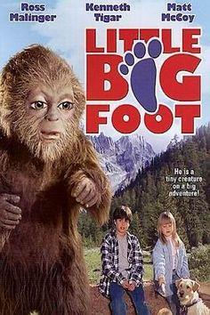 Baby Bigfoot