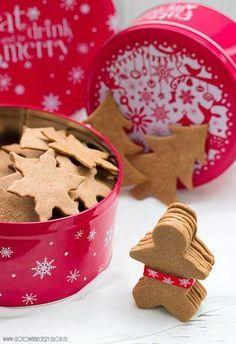 Gingerbread Cookies, Christmas Cookies, Cake Cookies, Sugar Cookies, New Years Eve Food, Cooking Cookies, Snack Recipes, Cooking Recipes, Birthday Cakes For Men