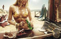 Advertising by Jean Yves Lemoigne