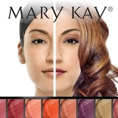 Mary Kay® Mobile Virtual Makeover App Customize looks with endless combinations of eye makeup, lip colors, hairstyles, hair colors, accessories and more. Use your own photo or model photos. www.marykay.com/aprilibrahim