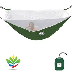Mosquito Free Hammock Bliss - Portable Bug Free Hammock - 100' Rope Per Side Included - Ideal For Camping, Backpacking, Kayaking and Travel -- This is an Amazon Affiliate link. Want additional info? Click on the image.