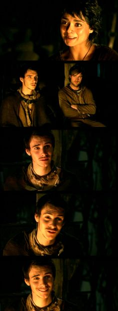 This was like the best part of the whole season.< I think you mean whole show. Why I Love You, I Hate You, Guys Be Like, My Love, Medieval Tv Shows, Harry Lloyd, Robin Hood Bbc, The Last Kingdom, Orange Is The New Black
