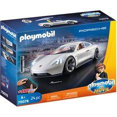 Play Mobile, Playmobil Porsche, Playmobil Toys, Bmw Isetta, Porsche Mission E, Volkswagen, Car Up, Control Unit, Limousine