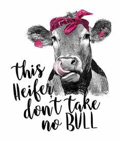 Farm Animals, Cute Animals, Cow Art, Water Slides, Vinyl Projects, Art Plastique, Cricut Design, Mandala, Artsy