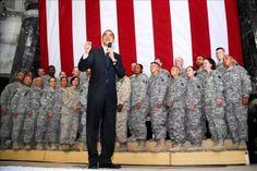 Obama anuncia en Afganistán que decidirá sobre futuro de las tropas - USA Hispanic