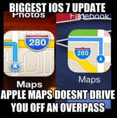 Funny pictures about Biggest iOS 7 update. Oh, and cool pics about Biggest iOS 7 update. Also, Biggest iOS 7 update. Clean Funny Pictures, Funny Images, Funny Pics, Clean Funny Jokes, Funny Stuff, Nerd Stuff, That's Hilarious, It's Funny, Humor