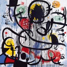 Joan Miró - May, 1968