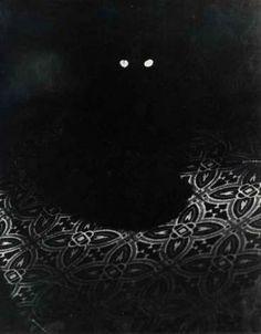 """Brassaï - """"Le chat"""" (The cat), 1945*"""