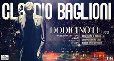 Claudio Baglioni nuove date di Verona e Siracusa