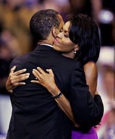 POTUS and FLOTUS/Barack and Michelle/Husband and Wife/ Father and Mother