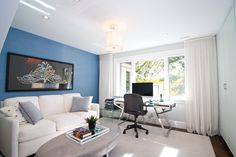 Home Office - Home Renovation, Bennington Heights | www.whitehallhomes.ca
