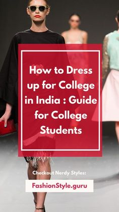 College Girl Fashion, School Outfits For College, Student Fashion, College Girls, College Hacks, College Wardrobe, Indian Fashion Trends, India Fashion