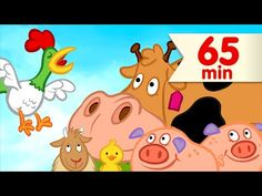 """Cock-a-doodle-doo! Sing along with """"Good Morning, Mr. Rooster,"""" plus many more kids songs . Watch 60 minutes of our greatest hits here→ . Simple App, Super Simple, Calendar Songs, Fun Songs For Kids, Farm Unit, Doodle Doo, Music Classroom, Family Games, Kids Education"""