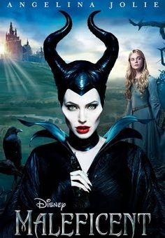 "The new posters feature Angelina Jolie (Maleficent), Elle Fanning (Princess Aurora), Sharlto Copley (Stefan), and Sam Riley (Diaval). ""Maleficent"" is the untold story of Disney's most iconic villain from the […] Movies 2014, Hd Movies, Disney Movies, Movies To Watch, Movie Tv, Movies Online, Movie Club, Disney Villains, Film Online"
