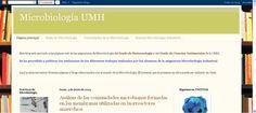 Blog sobre Microbiología de la Universidad Miguel Hernández en el que podemos encontrar recursos para el aprendizaje y diferentes páginas y blogs relacionados con el mundo de la Microbiología. Blog, Summary, Degree Of A Polynomial, Learning, Blogging