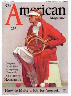 American 1932-07