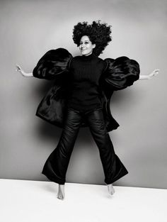 Snapshot: Tracee Ellis Ross by Ruven Afanador for New York Magazine