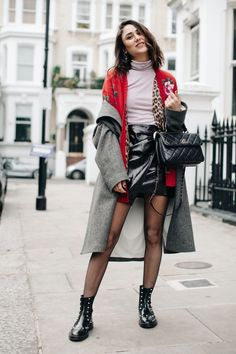 6 Ways To Rock Fishnets