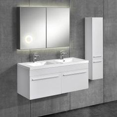 Modern Sofa Ideas For Your Living Room Decor, Bathroom Vanity, Vanity, Furniture, Bathroom Mirror, Home Decor, Mirror, Bathroom Lighting, Bathroom
