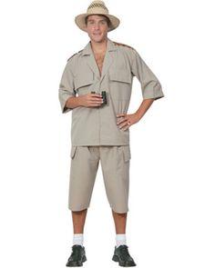 Safari adult costume and Safari womens costume for sale online. Buy khaki safari suit costume now from best costume shop Australia Costume Direct!  sc 1 st  Pinterest & australian outback costume - Google Search   Birthday Ideas ...