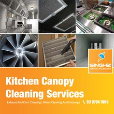 Looking for Restaurant Canopy Cleaning Services in melbourne? Singhz commercial kitchen cleaning services provide a full range of industrial kitchu2026 & Looking for Restaurant Canopy Cleaning Services in melbourne ...