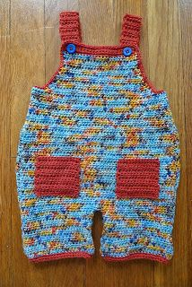 Linda's Crafty Corner: Crochet Dungaree Pattern – Fashion and Street Styles on Internet Crochet Bebe, Crochet For Boys, Knitting For Kids, Baby Knitting, Knit Crochet, Crochet Baby Clothes, Newborn Crochet, Baby Patterns, Crochet Patterns