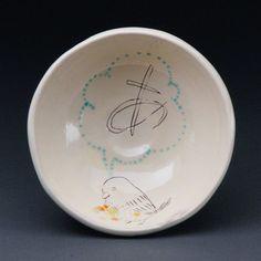 bird bowl by ayumi horie