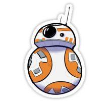 BB-8 Pegatina