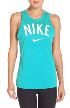 Nike 'Tomboy' Graphic Tank available at #Nordstrom