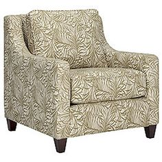 Add the Fern Accent Chair to any room for a pop of pattern. Order online!