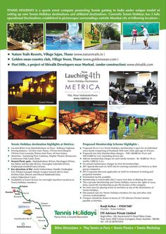 #Play #Tennis #Picnics #Workshop #sports #outdoor #restaurant #cafeteria #lodge #amenities #swimming #lunch #dinner #facility #trekking #adventure #games