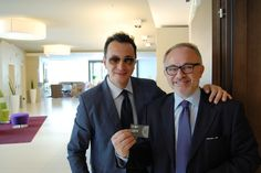 Giuseppe Giura e Ottavio Ruggiero, Soci Wision55