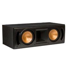 Klipsch RC-62 II Reference Series Center Channel Loudspeaker - Black (Each)