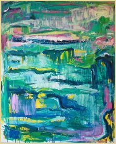 Robert Spellman Blue Lagoon
