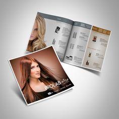Catálogo Prolab Cosmetics para feiras internacionais