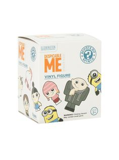 Funko Despicable Me Mystery Minis Blind Box Vinyl Figure | Hot Topic