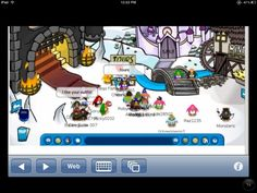 Club Penguin Walkthrough, Guides, Tips, Cheats and Codes.