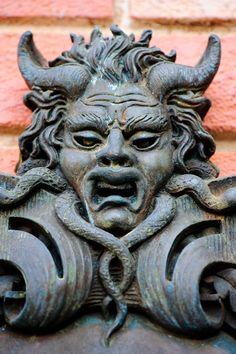 Haunted Mansion Sculpture