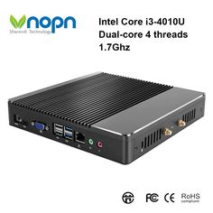 Find More Mini PC Information about Mini PC Intel Core i3 4010U Dual core 4 threads 1.7Ghz Gaming Computer DDR3L 8G SSD 256G Windows OS HD MI Desktops with WiFi,High Quality Mini PC from Vnopn Official Store on Aliexpress.com
