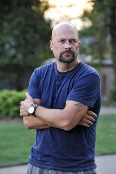 """Jason Hawes may seem tough as nails during the filming of """"Ghost Hunters"""", but he has a soft side too."""