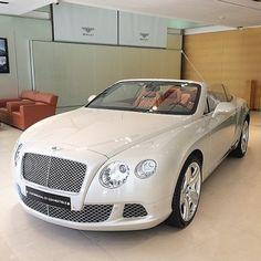 Super Ideas For Luxury Cars Convertible Bentley Continental Bugatti, Maserati, Luxury Sports Cars, Best Luxury Cars, Bentley Auto, Bentley Truck, Ferrari, Bentley Continental Gt Cabrio, Continental Cars