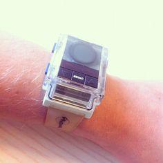Seiko watch & drum machine | Pinstagram