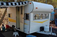 Shasta Trailer by Fred R Childers Photography, via Flickr