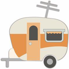 Camper Clip Art Related Keywords Amp Suggestions Camper