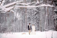 Чудесная зимняя прогулка! - Фотография - Babyblog.ru
