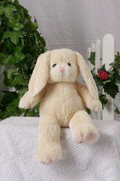 BUNNY 15 Inch No Sew Stuffed - Unstuffed Plush Animal Kit - With Free Printable Birth Certificates The Bear Factory http://www.amazon.com/dp/B009L5Z3F2/ref=cm_sw_r_pi_dp_rP0Ktb0R94DBA8WR