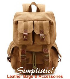 DSLR Camera Backpack by SimplisticII on Etsy