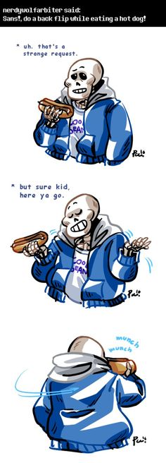 ASK THE SKELE-HOUSEHOLD! * He's beauty!* He's grace!* He's a major political figure in Snowdin! -- PLEASE NOTE: - Only send questions to the ask blog - Do not talk about Genocide route - Keep ...